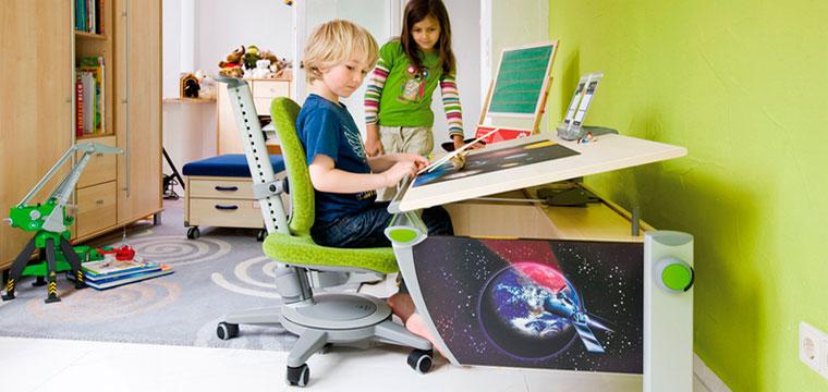 Как выбрать стул для письменного стола для школьника