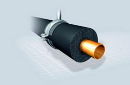 применение изоляции из синтетического каучука