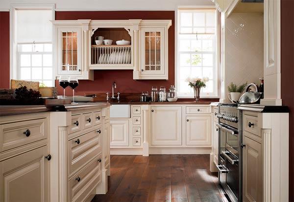 Кухня в стиле прованс в квартире – фото