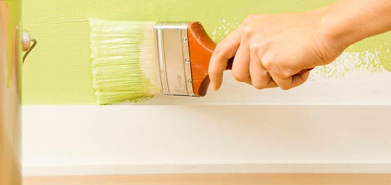 Подготовка стен под покраску - порядок работ