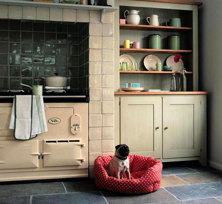 Выбираем полы на кухню – какие лучше, фото интересных идей