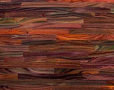 Полы из экзотической древесины