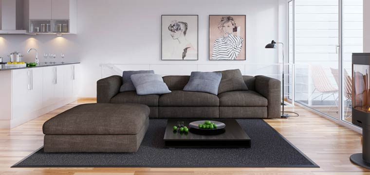 Scandinavian style in the interior - furniture