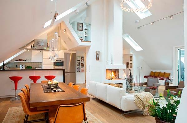 Дизайн дома в скандинавском стиле фото