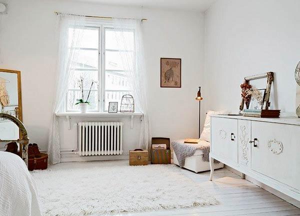 Основные цвета скандинавского стиля