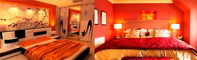 Какой цвет обоев выбрать для спальни более яркой?