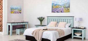 Спальня в прованском стиле, маленькая спальня прованс