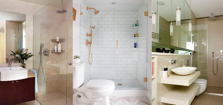 Обустройство ванной комнаты маленькой площади