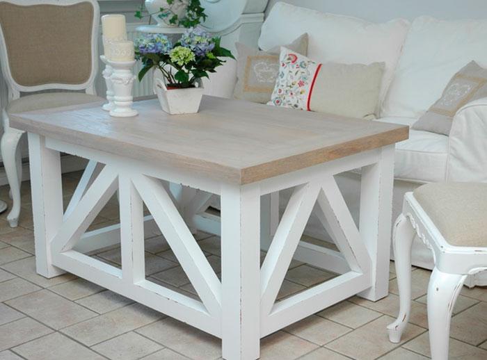 Как покрасить мебель в белый цвет?