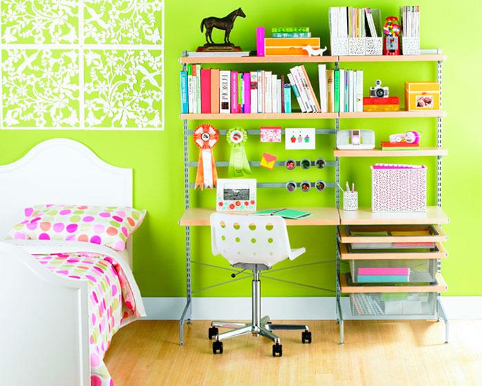 Комната для ребенка школьника – выбор мебели