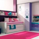 Выдвижная кровать для экономии пространства