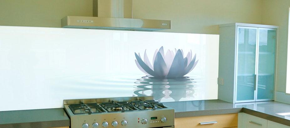 Как сделать фартук для кухни из панелей 350