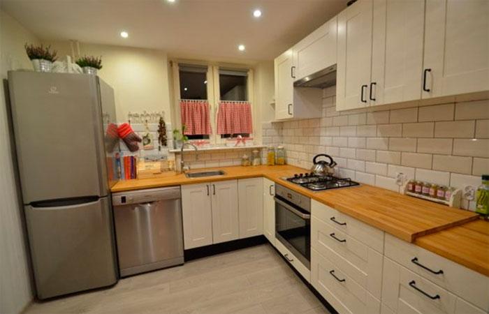 Керамическая плитка для кухни кабанчик