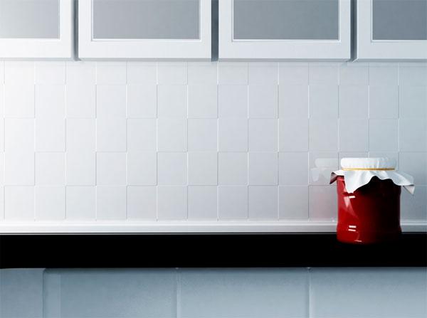 Покраска плитки на кухне
