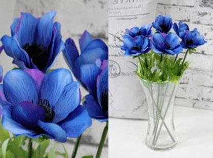Какой цвет сочетается с голубым в интерьере