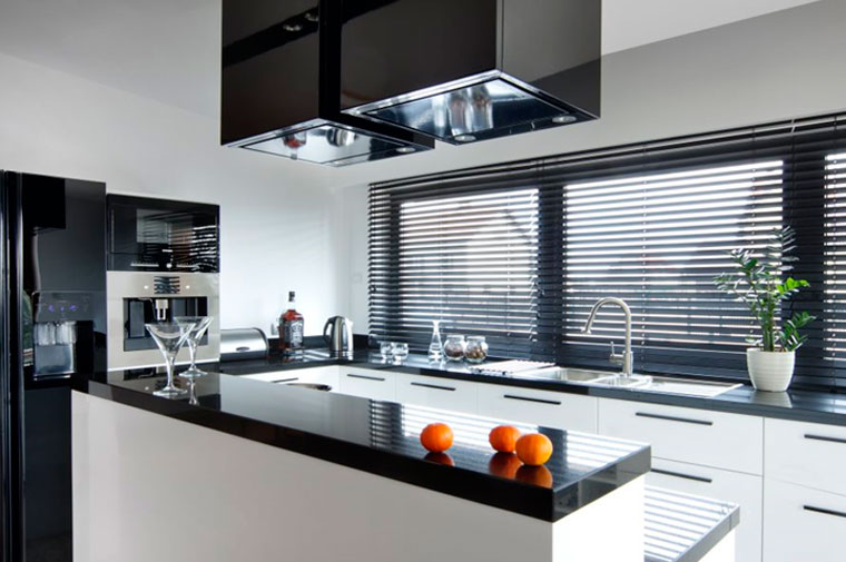What are the best blinds in the kitchen, plastic or fabric?