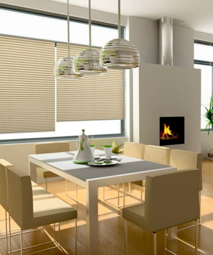 Which blinds are better in the kitchen
