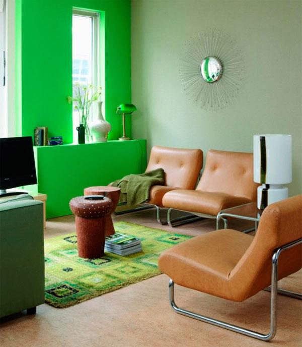 Выбор цвета ковра на пол для гостиной