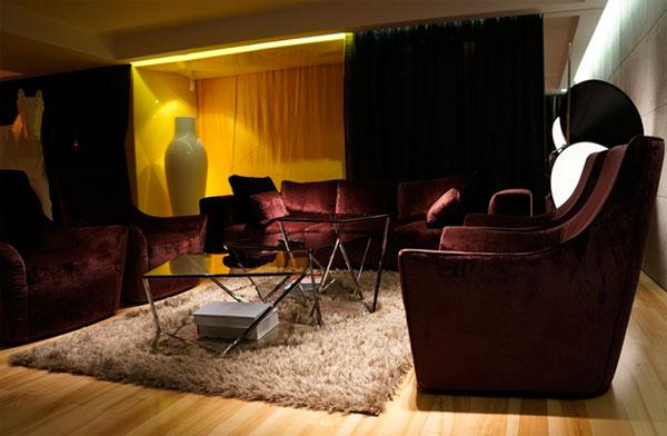мохнатый плюш – ковры с пышным ворсом