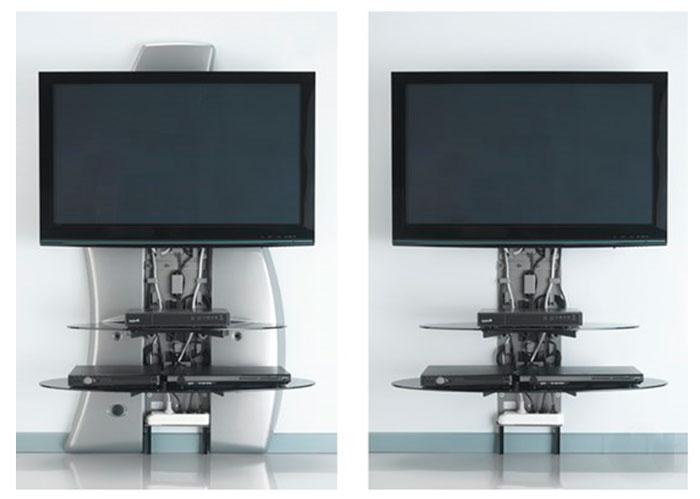 кронштейн для телевизора на стену напольный