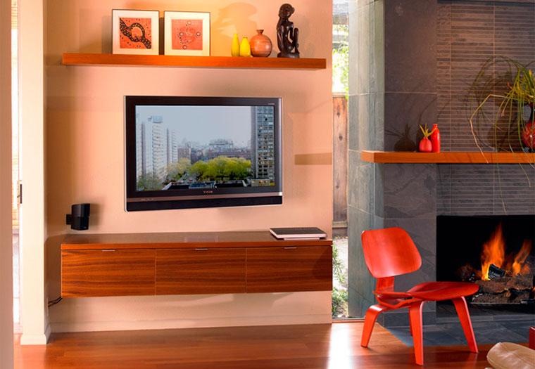 Лучший кронштейн для телевизора, крепление телевизора на кронштейне к стене