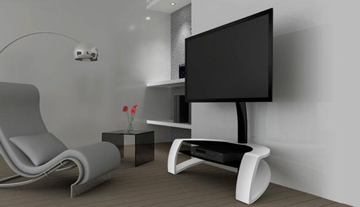 Напольный стенд для телевизора