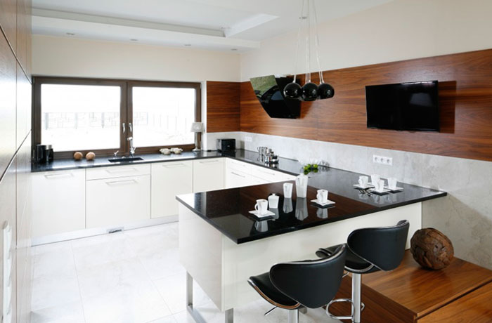 Кухни без дизайна