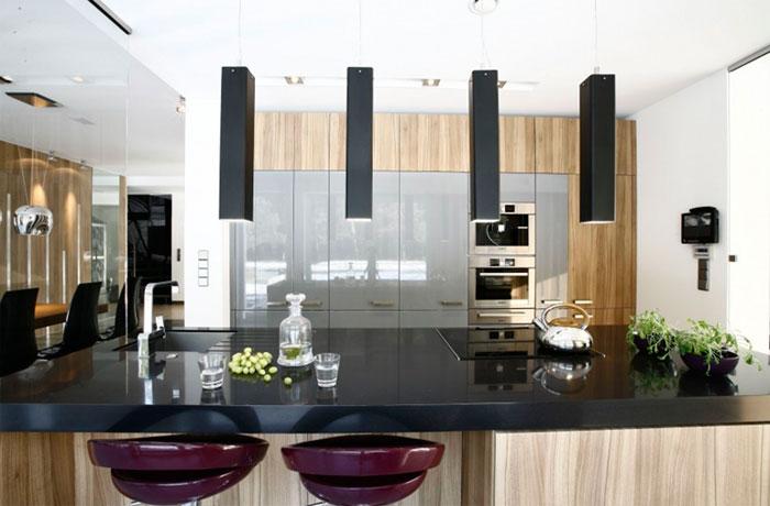 многофункциональный кухонный остров