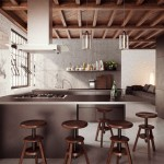 Модный интерьер кухни 2016