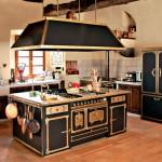 Кухонная техника в классическом стиле