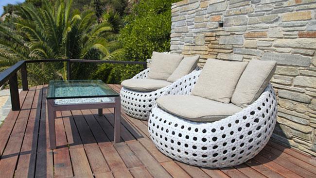 Мебель из техноротанга или искусственного ротанга