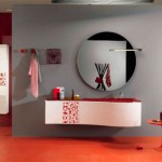 мебель в ванную комнату в современном стиле
