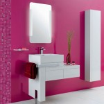 Modern minimalism in the bathroom - choose furniture and decor