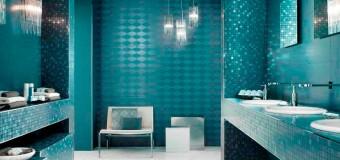 Керамическая мозаичная плитка для ванной