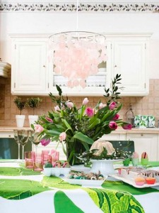 Стиль прованс – цветочный дизайн