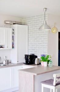Обои прованс для кухни – примеры