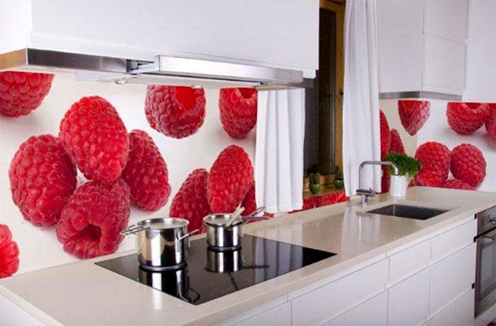 фото смотреть обои на кухню