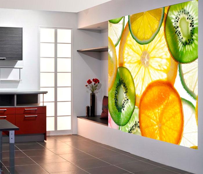 Какого цвета обои на кухню выбрать?