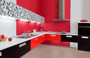 Durability and durability of wall coverings in the kitchen