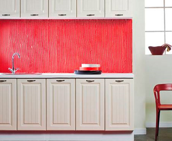 Paint wall kitchen decoration
