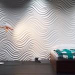 fashionable textured tile
