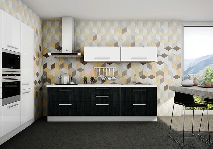 Геометрические формы, мозаика и индивидуальные проекты