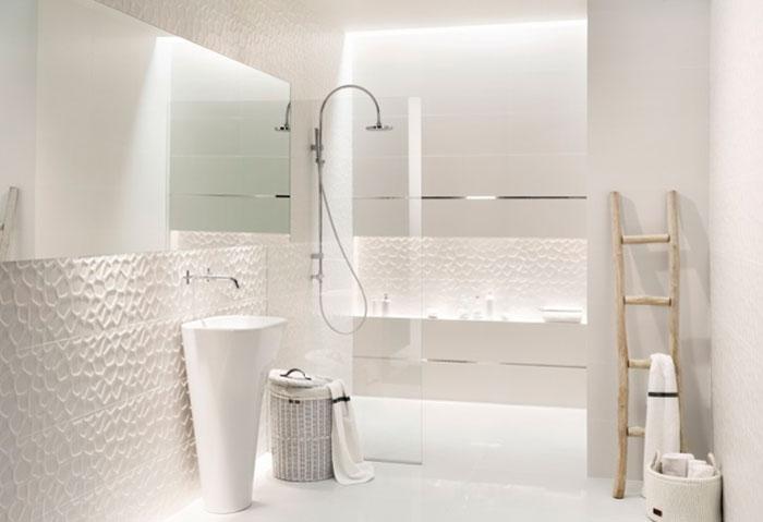 Фото. 3д дизайн плитки для ванной