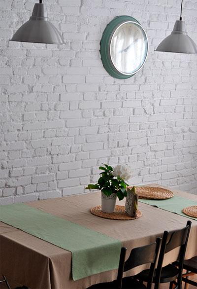 Отделка плиткой под кирпич – практические советы