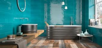 Керамическая плитка для пола в ванную комнату