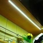 Как сделать светодиодную подсветку на кухне