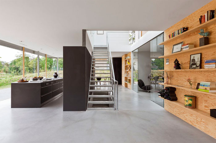 Бетон и бетонные плиты