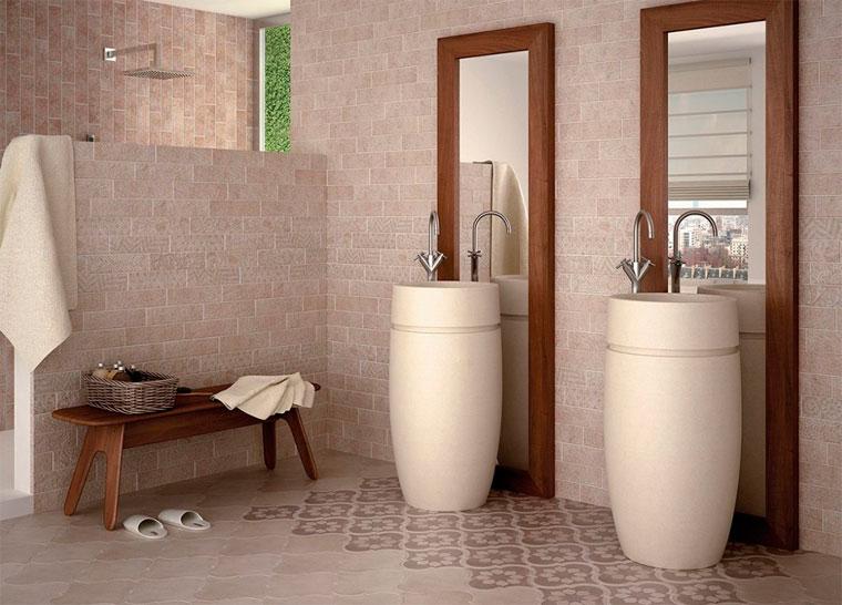 Что положить на пол в ванной комнате?
