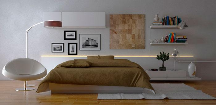 Индивидуальные предпочтения в дизайне спальни