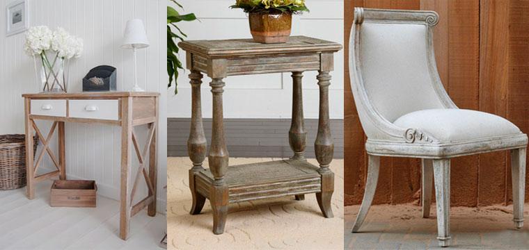 Искусственно состаренная мебель в стиле прованс своими руками, домашнее патинирование